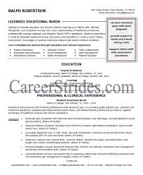 Licensed Practical Nurse Resume Examples Rn Template Entry Level