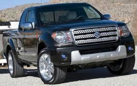 Used 2011 Suzuki Equator Pricing - For Sale | Edmunds