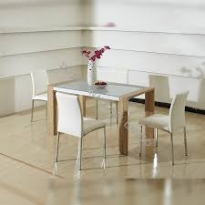 bd 1502 tempered glass dining table