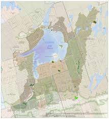 Lake Simcoe Depth Chart Our Watershed Lake Simcoe Region Conservation Authority