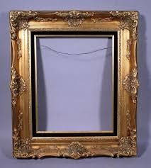 ornate gold frame border. Exellent Ornate Lot 291 Of 369 Ornate Gold Frame Velvet Border 26 Intended Frame Border D