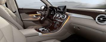 Heated seats and radio and entertainment system are great features 2019 Mercedes Benz Glc Interior Cargo Space Mercedes Benz Of Chantilly