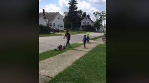 Neighbors who call police on 12-year-old mowing lawn increase his business,  customer says - ABC News