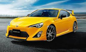CarNichiWa® | New Toyota 86 Yellow Limited Edition – Special ...