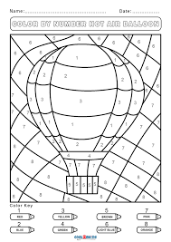 This is a python script that uses opencv and jinja2 to turn photos into coloring book pages. Free Color By Number Worksheets Cool2bkids