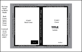 cover templates sles 5 5x8 5 cover