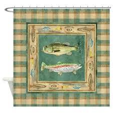 cabin shower curtain fishing cabin lake lodge plaid shower curtain cabin shower curtain sets