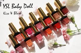 Preview: YSL Baby Doll Kiss & Blush - YouTube