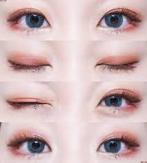 asian eyes really cute look