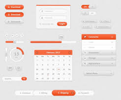Free Web Ui Kits For Graphic Designers Freebies Graphic Design