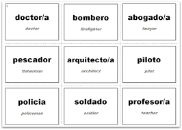 vocab cards with pictures vocabulary flash cards using ms word