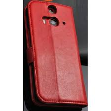 Flip Cover for HTC Butterfly 2 - Red by ...