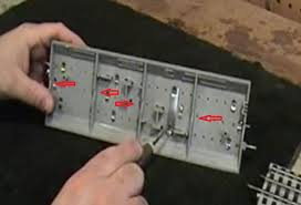 lionel fastrack wire connections lionel auto wiring diagram lionel fastrack wiring solidfonts on lionel fastrack wire connections