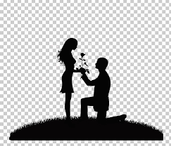 Cartoon Drawing Couple Png Clipart Art Museum Black And White