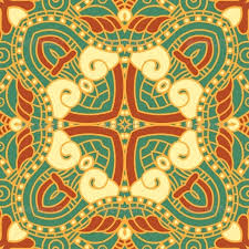 Decorative Design Custom Vector Square Decorative Design Element By Epic32 GraphicRiver
