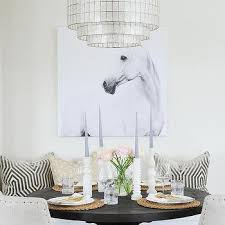 west elm capiz tiered chandelier kerrisdale design small dining bench with mary mcdonald vanderbilt velvet dove fabric pillows