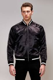 men s black jackets jack london to hell and back er in newest