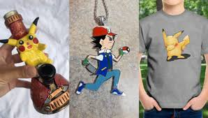 the weirdest and coolest pokémon stuff that i found on ebay
