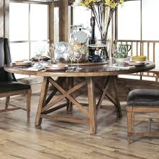 rustic round table dining room astonishing round rustic dining table best gallery of tables furniture room rustic round table