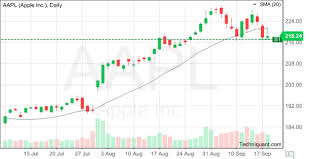 Techniquant Apple Inc Aapl Technical Analysis Report For