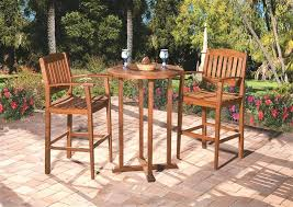 wood patio furniture. Patio Furniture Seattle Outdoor Wood Chairs