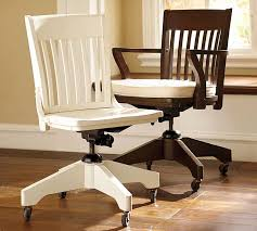 increased ivity with wooden office chairs interior design in white wood desk chair
