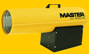 master construction forced air convection salamander torpedo natural gas portable forced air heater