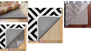 top 5 best rug pads reviews