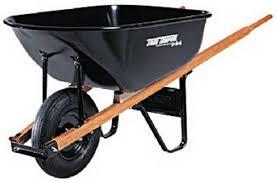 ames contractor wheelbarrow