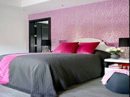 Bedroom: Pink And Grey Bedroom Awesome Gray Pink Modern Bedroom Just  Decorate - Pink And