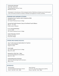 29 Fresh Recommended Resume Format Resume Templates Resume Templates