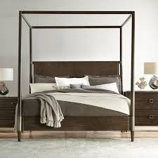 Hanks Canopy Bed in 2019 | Lamore-Johnson Project | Queen canopy bed ...