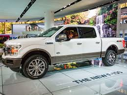2018 ford 5 0 v8. delighful 2018 the us fullsize pickup truck market may be small in terms of  playersu2014there are just five three them the domestic brands dominating action in 2018 ford 5 0 v8