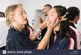 Fashion Design Internships Nyc Summer 2018 New York Ny September 07 2018 Yoon Young Bae Prepares