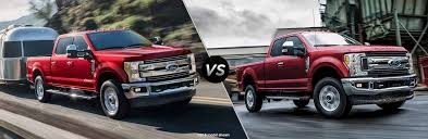 2019 Ford F 250 Vs 2019 Ford F 350