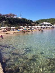 playa de es figueral beautiful beach calm days wave days nudist