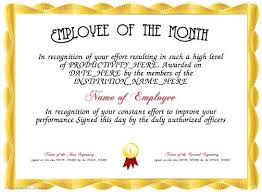 Employee Of The Day Certificate Appreciation Certificates Yakult Co