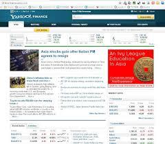 Yahoo Finance Business Finance Stock Market Quotes News Classy Ignorance Yahoo Finance Business Finance Stock Market Quotes News