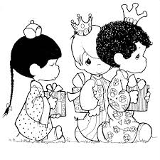 Small Picture Three wise men free precious moments coloring pages Coloring