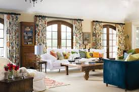 Swag Curtains Photos Design Ideas Remodel And Decor  LonnyTraditional Living Room Curtains