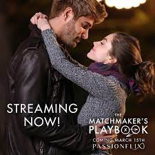 Passionflix - THE MATCHMAKER'S PLAYBOOK ...