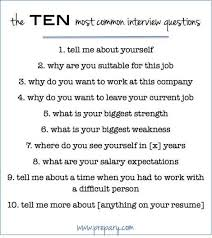 Resume Questions Magnificent How To Answer The Most Common Interview Questions Career Advice