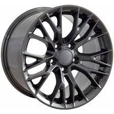 Corvette Bolt Pattern Inspiration OE Wheels 48 Corvette C48 Z48 Style Wheel Size 48 X 4848