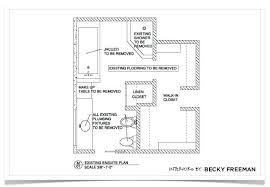 Master Bathroom And Closet Layouts Download Small Master Bathroom Extraordinary Design Bathroom Floor Plan