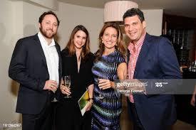 Scott Manson, Anne Ziegler, Adrianne Shapira and Avi Shapira attend... News  Photo - Getty Images