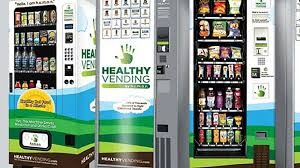 Healthy Vending Machines In Schools Awesome The World Of Vending By Jada Witnik Are You Wondering Why The