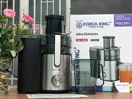 Máy ép trái cây korea king KOK-3099S... - Hàng Chính Hãng Giá Tốt