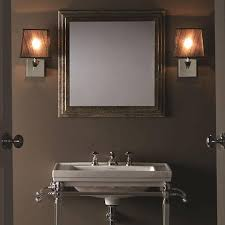 bathrooms lighting. Our Imperial Astoria Wall Light With Fabric Shade Is An Excellent Soft Mood Lighting Option For Traditional/Victorian Bathrooms. \u201c Bathrooms T