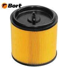 <b>Фильтр</b> для пылесоса патронный <b>Bort BF</b>-<b>1</b> (HEPA <b>фильтр</b> для ...