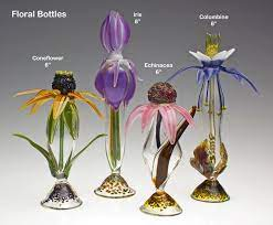 Loy Allen Glass ~ 2011 Bottles